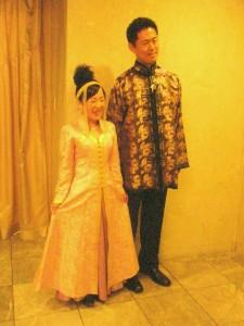 モンゴルの民族衣装